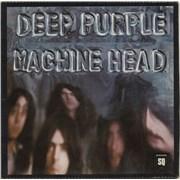 Deep Purple Machine Head - Quadraphonic UK vinyl LP
