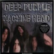 Deep Purple Machine Head (40th Anniversary Edition) - Sealed UK 2-LP vinyl set