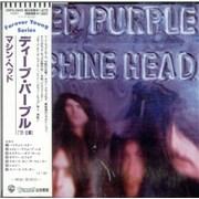 Deep Purple Machine Head Japan CD album