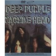 Deep Purple Machine Head USA digital audio tape