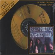 Deep Purple Machine Head USA CD album