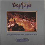 Deep Purple Made In Europe - 1st UK vinyl LP