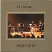 Deep Purple Made In Japan - 180gm Purple Vinyl UK 2-LP vinyl set