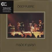 Click here for more info about 'Deep Purple - Made In Japan - 180gm Vinyl - Sealed'
