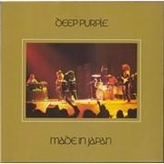 Deep Purple Made In Japan - 1st UK 2-LP vinyl set