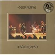 Deep Purple Made In Japan - 2nd UK 2-LP vinyl set
