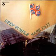 Deep Purple Mark I & II Germany 2-LP vinyl set