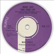 Click here for more info about 'Deep Purple - Might Just Take Your Life'