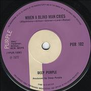 Click here for more info about 'Deep Purple - Never Before'