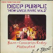 Click here for more info about 'New Live & Rare Vol 2 - P/S'