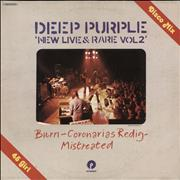 Click here for more info about 'Deep Purple - New Live & Rare Vol. 2'