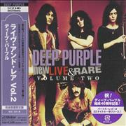 Click here for more info about 'Deep Purple - New Live & Rare Volume 2'