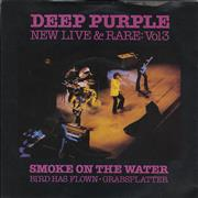 Click here for more info about 'Deep Purple - New Live And Rare Vol 3 - P/S'