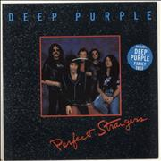 Click here for more info about 'Deep Purple - Perfect Strangers + 'Family Tree' Insert'