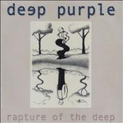 Click here for more info about 'Deep Purple - Rapture Of The Deep - Sealed'