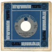 "Deep Purple River Deep Mountain High + company sleeve USA 7"" vinyl"