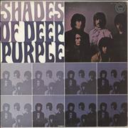 Click here for more info about 'Deep Purple - Shades Of Deep Purple - 1st - VG+'