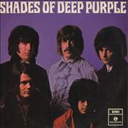 Click here for more info about 'Deep Purple - Shades Of Deep Purple - 2nd - EX'