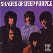Click here for more info about 'Deep Purple - Shades Of Deep Purple - 3rd'