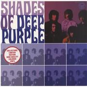 Deep Purple Shades Of Deep Purple - Purple - Sealed USA vinyl LP