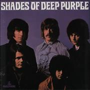 Click here for more info about 'Deep Purple - Shades Of Deep Purple - RSD14 - Purple Vinyl'