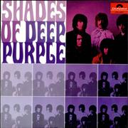 Deep Purple Shades Of Deep Purple - Sealed Canada vinyl LP