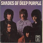 Click here for more info about 'Shades Of Deep Purple - VG'