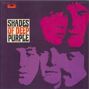 Click here for more info about 'Deep Purple - Shades Of Deep Purple'