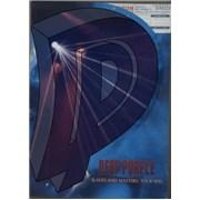 Deep Purple Slaves & Masters Tour 1991 + Ticket Stub UK tour programme
