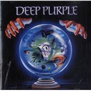 Deep Purple Slaves And Masters UK CD album