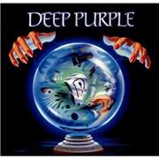 Deep Purple Slaves And Masters UK vinyl LP
