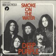 Click here for more info about 'Deep Purple - Smoke On The Water - EX'