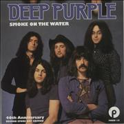 Click here for more info about 'Deep Purple - Smoke On The Water - RSD12 - Purple Vinyl'