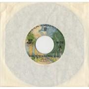 "Deep Purple Smoke On The Water USA 7"" vinyl Promo"