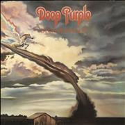 Deep Purple Stormbringer UK vinyl LP