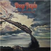 Deep Purple Stormbringer Italy vinyl LP