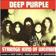 Deep Purple Strange Kind Of Woman Spain CD single Promo