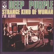 Click here for more info about 'Deep Purple - Strange Kind Of Woman'
