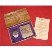Deep Purple The Battle Rages On - Wooden Box Germany box set Promo