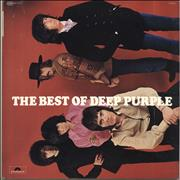Click here for more info about 'Deep Purple - The Best Of Deep Purple - EX'