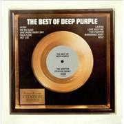Deep Purple The Best Of Deep Purple - Sealed USA vinyl LP