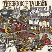 Click here for more info about 'Deep Purple - The Book Of Taliesyn - 180g Reissue'