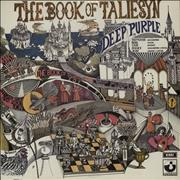 Click here for more info about 'Deep Purple - The Book Of Taliesyn - 5th - Sample'