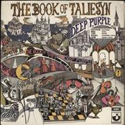 Click here for more info about 'Deep Purple - The Book Of Taliesyn - 3rd - EX'