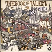 Click here for more info about 'Deep Purple - The Book Of Taliesyn - 4th - EX'