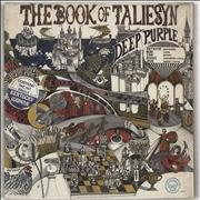 Click here for more info about 'Deep Purple - The Book Of Taliesyn - Kentucky Woman sticker'