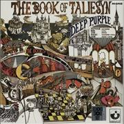 Click here for more info about 'Deep Purple - The Book Of Taliesyn - RSD 15 - White Vinyl'