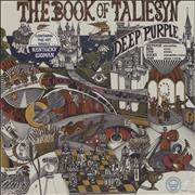 Click here for more info about 'Deep Purple - The Book Of Taliesyn - Sealed with Kentucky Woman sticker'