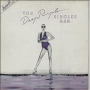Click here for more info about 'Deep Purple - The Deep Purple Singles A's & B's - Blue'