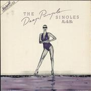 Click here for more info about 'Deep Purple - The Deep Purple Singles A's & B's - Purple Vinyl - toc'